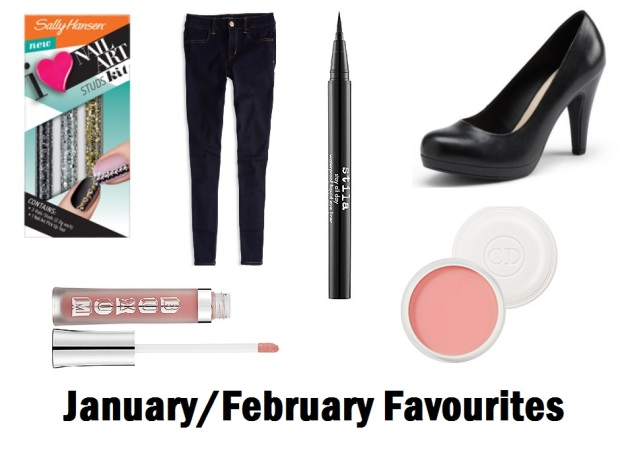 January-February Favourites
