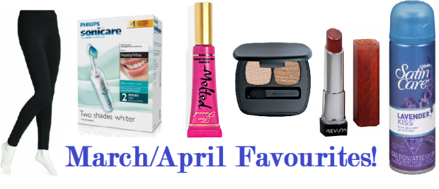 March-April Favourites