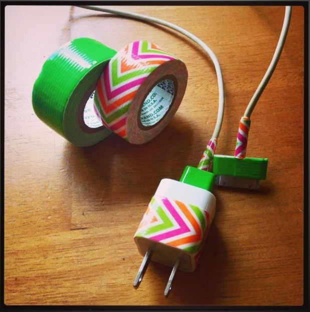Duct Tape Charger