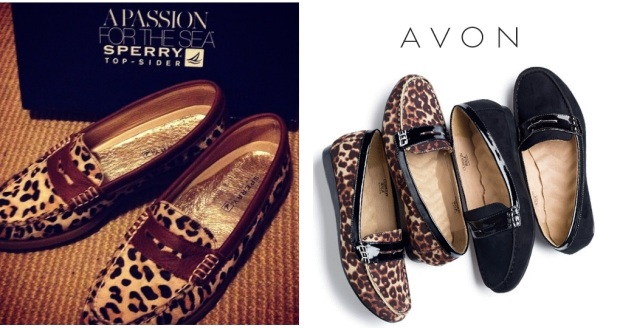 Photo on right courtesy of Avon.ca