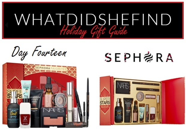 Photos and logo as seen on Sephora.com