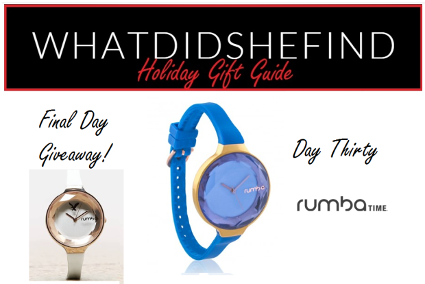 Holiday Gift Guide Day 30
