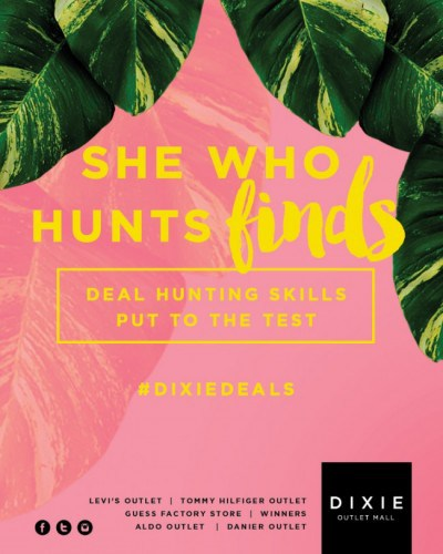 She Who Hunts Finds-Giveaway