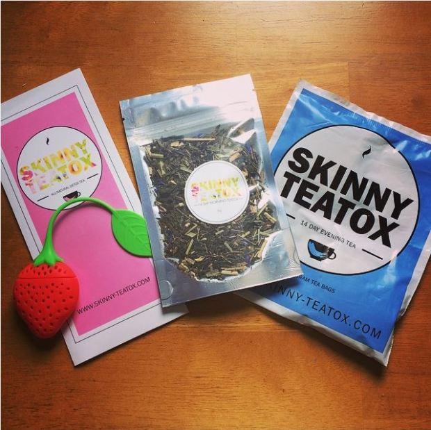 Skinny Teatox 1
