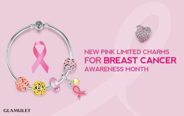 Glamulet-Breast Cancer Awareness